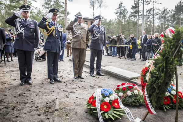Great Escape commemorations in Poland