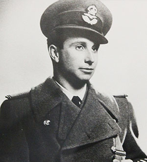 William 'Billy' Fiske III was one of No. 601 Squadron's famous pilots