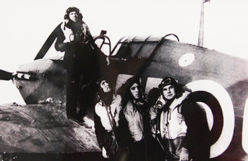 Polish pilots came with a fearsome reputation